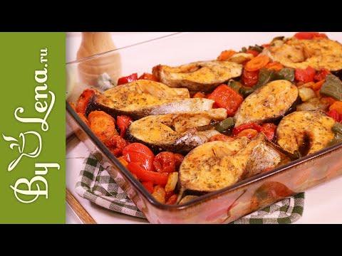 Рыба в духовке — 72 рецепта с фото. Как приготовить рыбу в