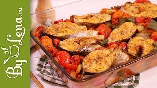 видео Как приготовить судака вкусно в духовке кусочками