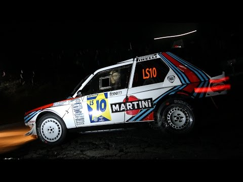 13° Rally Legend 2015 - Day 1 Night Show! - Pure Sound [HD]