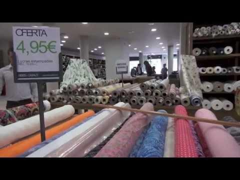 Ribes Casals Tienda De Telas Por Metros Palma De Mallorca Centro
