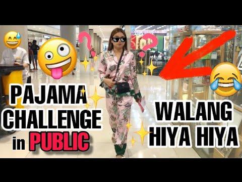 PAJAMA CHALLENGE SA MALL(LAUGHTRIP)😂| FIRST TIME BRAZILIAN WAX!! 😭| PHILIPPINES