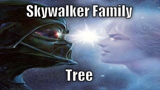 Skywalker Family Tree
