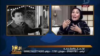 بالفيديو- سهير البابلي: مراد منير أسلم وتزوجني ولكن