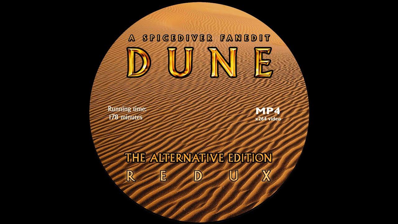 Download Dune 1984 Alternative Edition Redux [Spice Diver Fan Edit] [ENGLISH+SPANISH SUBTITLES]