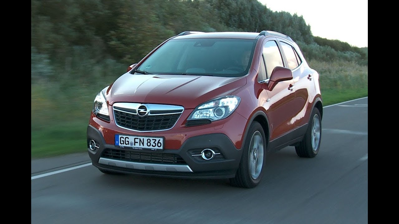 opel mokka roadtest viyoutube. Black Bedroom Furniture Sets. Home Design Ideas