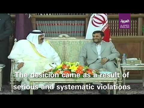 Saudi Arabia, Bahrain,
