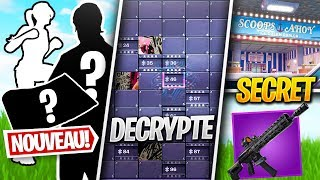 FREE RECOMPENSE, DECRYPTED IMAGE - More on FORTNITE! (Fortnite News)