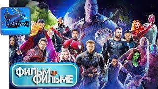 Мстители: Война Бесконечности [2018] Фильм о Фильме «Дорога в 10 Лет»