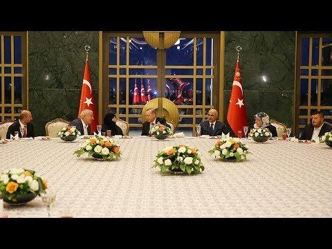 Cumhurbaşkanı Erdoğan: Bizim aradığımız adalet, 250 şehidimizin kanıdır