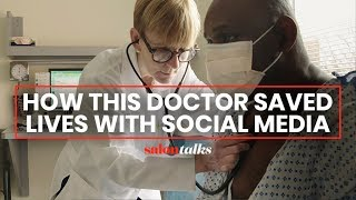 Dr Lisa Sanders investigates patients mysterious illnesses in Netflixs Diagnosis