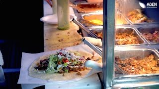 Street Food in Los Angeles - USA