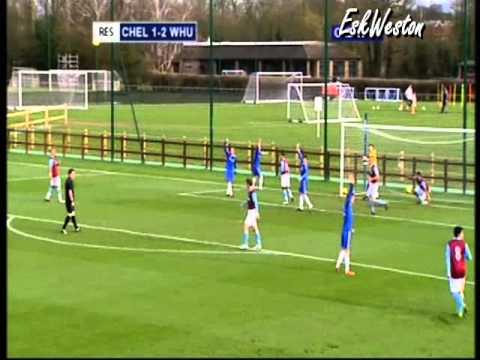 Chelsea Reserves v West Ham Reserves (H) 10/11