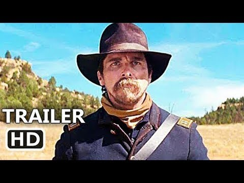 HOSTILES Official Full online (2017) Christian Bale Movie HD