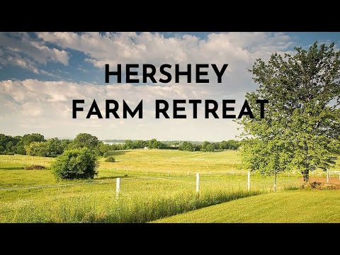 HERSHEY FARM PENNSYLVANIA YOGA RETREAT