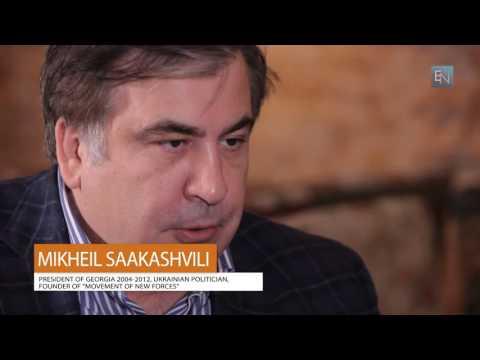Eurasianet Interview with Saakashvili: On Ukraine