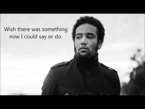 Ben Harper - Another Lonely Day (with lyrics)