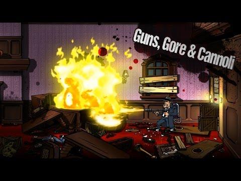 Guns, Gore & Cannoli |