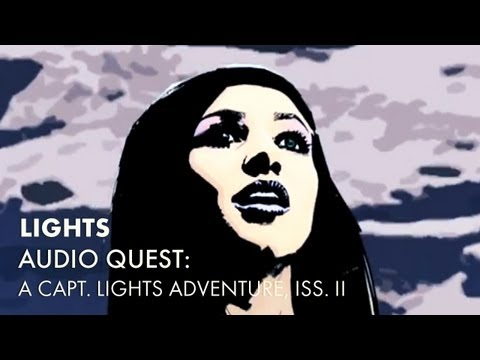 Audio Quest: A Capt. LIGHTS Adventure, Issue II
