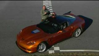 2009 Corvette ZR1 Pictures Videos