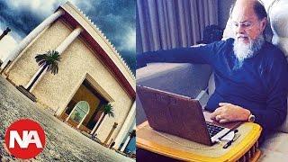 Pastor se Gastó 310 millones de Dólares de Fieles para Construir Templo(Con el fin de tener un sitio más amplio para sus fieles, la Iglesia Universal del Reino de Dios, más conocida como