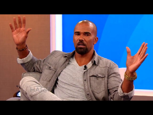 Shemar Moore on The Harry Show