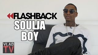 Soulja Boy: Drake Took My Bars and Flow on