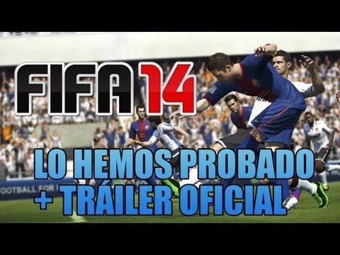 FIFA 14: Ya lo hemos jugado + tráiler oficial con gameplay