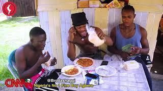 Brodashaggi explains what balance diet is