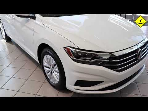 The all-new 2019 Volkswagen Jetta S Walkaround | Full Review at Capo VW