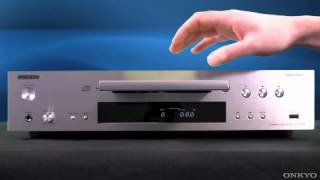 ONKYO C-7070 CD-Player (CD Audio MP3 WMA iPod/iPhone USB)
