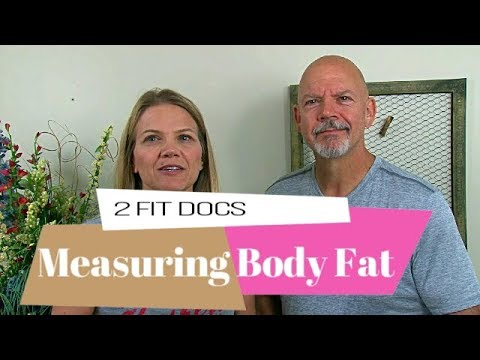 Measuring Your Body Fat Percentage