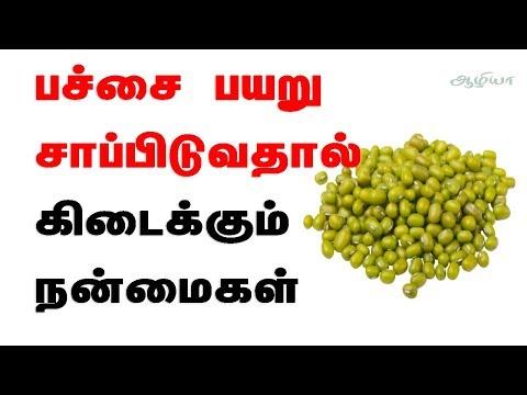 பச்சை பயறு | Mung Bean Benefits In Tamil