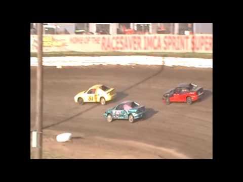 Eagle Raceway Sport Compact Heat 2 on 6-3-2017