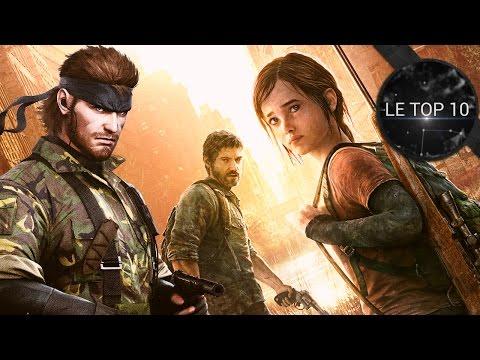 TOP 10 Des meilleurs scénarios de jeux vidéo