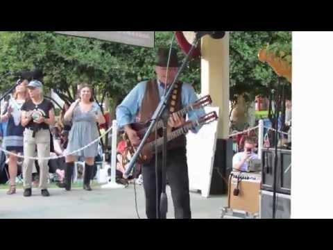 Mellow Apples - Roy Rogers Live @ Healdsburg, CA Summer Plaza Series 8-25-15