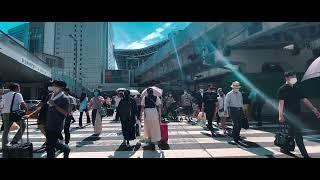 Stroll in Umeda | Aug, 2021