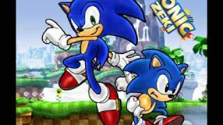Sonic Generation OST - Chemical Plant Classic and Modern Theme
