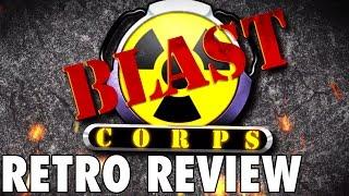 Blast Corps - Retro Review