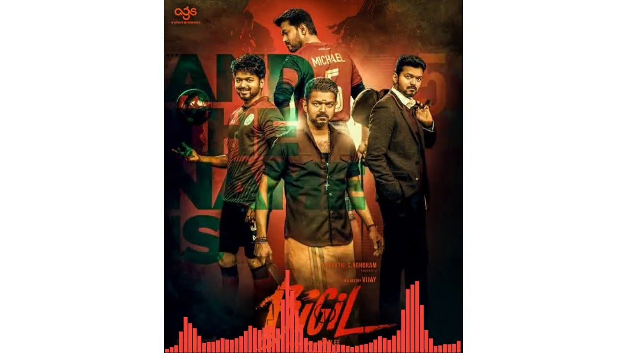 Bigil vijay movie mass bgm by swag bgm - YouTube