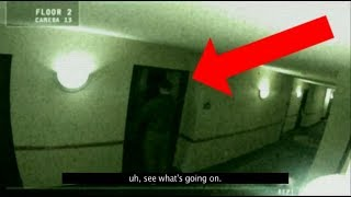 Ghost Screaming In Haunted Hotel Caught On Camera! *ACTUAL VIDEO* Real Or Fake?