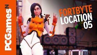 Fortnite Fortbyte guide - Number #05