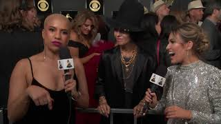 Baixar Linda Perry On The Red Carpet | 2019 GRAMMYs