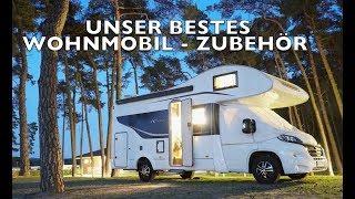 Unser bestes Wohnmobil - Zubehör - Selbstausbau Teil 1. Tipps + Tricks für Camping und Stellplatz