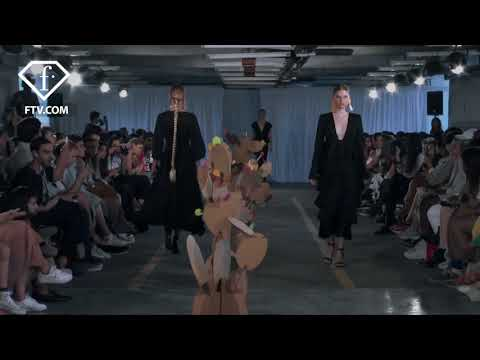 Moda Lisboa S/S 2020, Portugal Fashion Week, part 3 | FashionTV | FTV