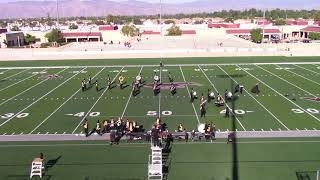 Black & Gold Regiment @ West Valley HS Mustang Classic 10/19/19