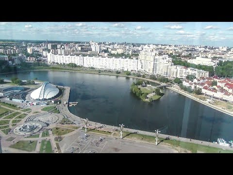 Best Sightseeing of Minsk, Belarus. Full City Tour