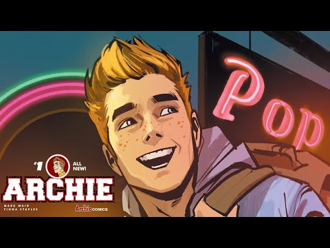 Welcome To Riverdale Part 1 - Archie Motion Comics #1