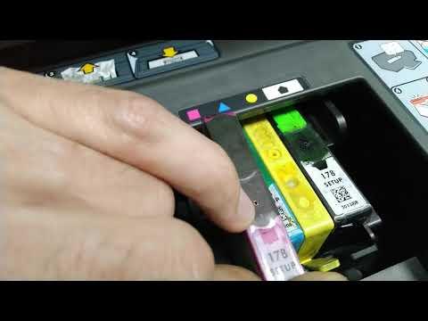 Hp DeskJet 3070A самостоятельное обслуживание и ремонт