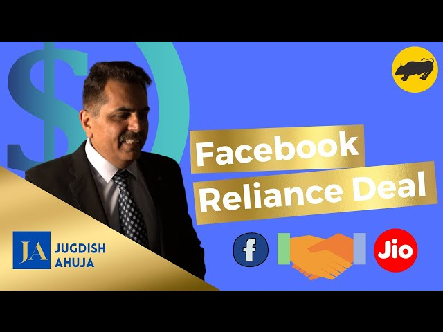 Why does FaceBook want to buy a minority stake in Reliance Jio.