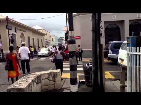Jelajah Dunia With Mubarak (St.John Antigua & Barbuda )